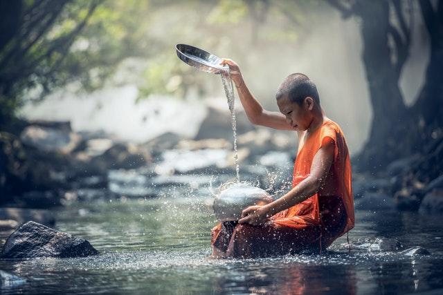 Sagesse bouddhiste, les 4 clés
