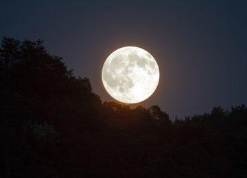 les quatre effets de la pleine lune sur les etres humains et scientifiquement prouves